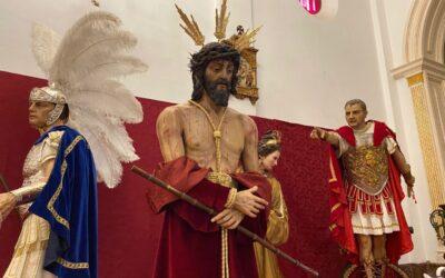 Actos litúrgicos del Martes Santo
